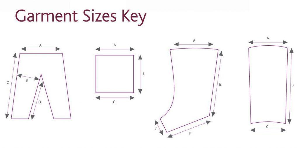 garment-size-key