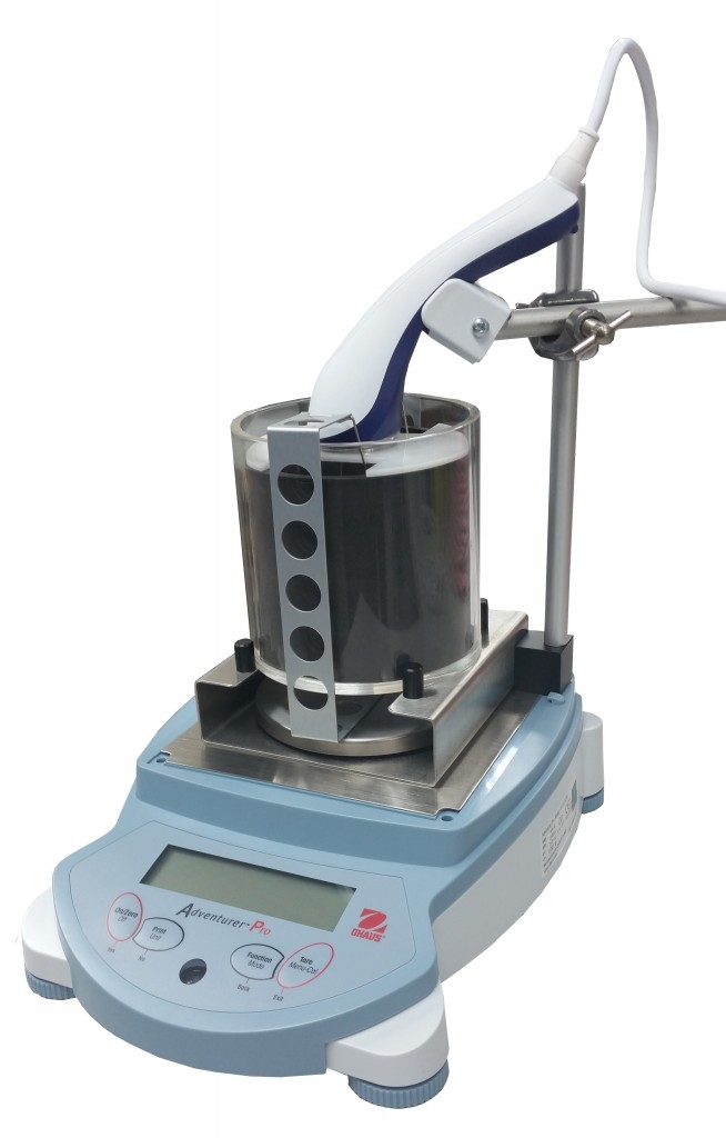 Precision Ultrasound Balance