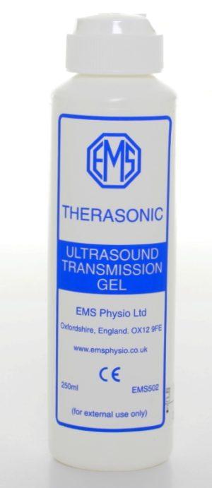 Ultrasound gel - coupling medium 8 x 250ml