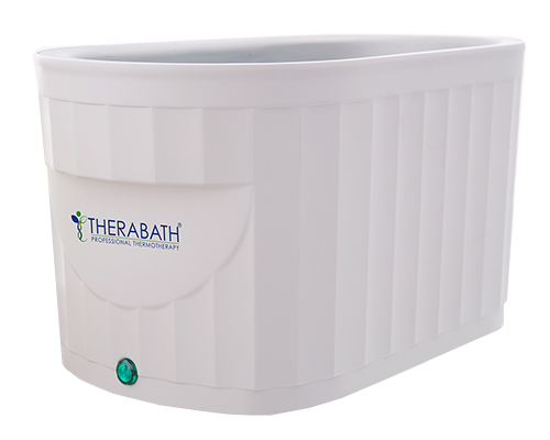 Therabath paraffin bath