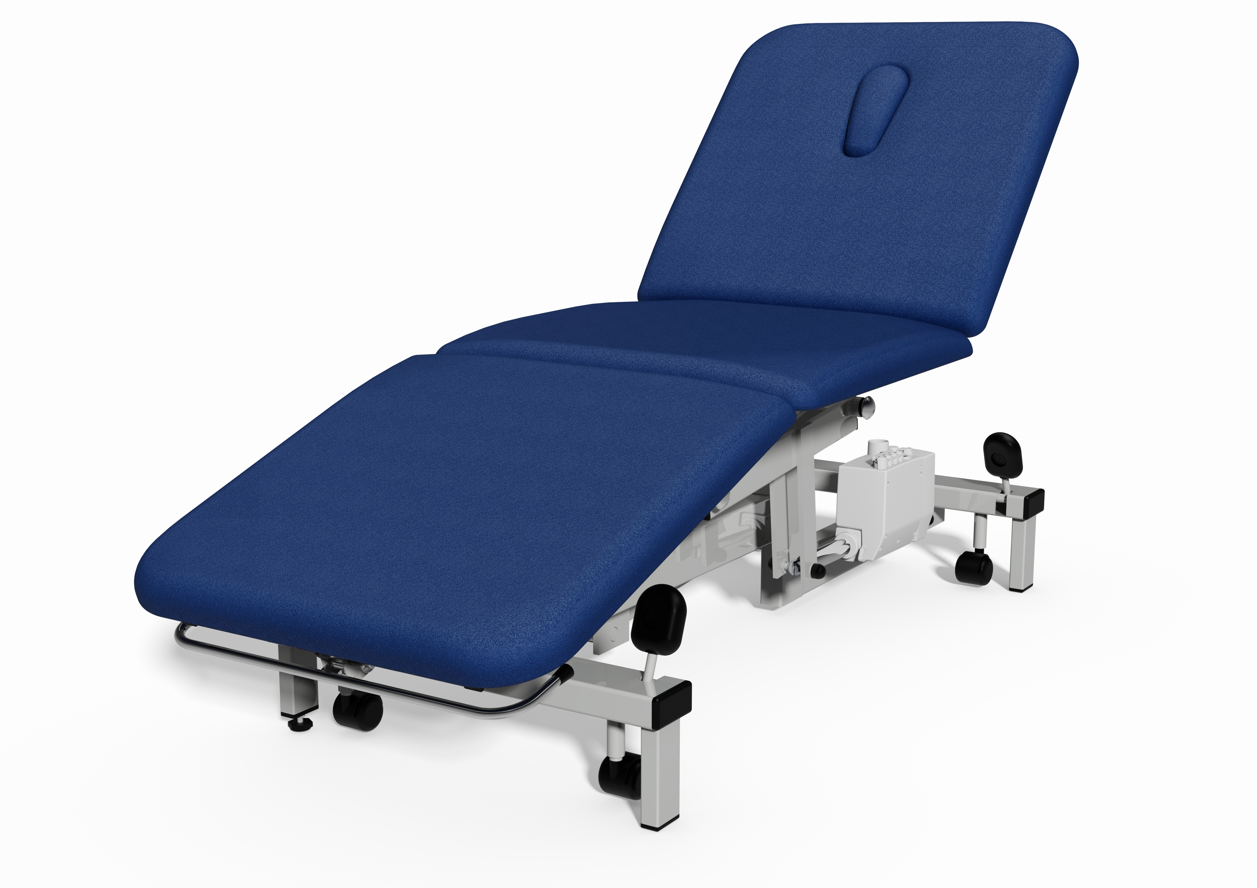 Three Section Couch Ideal For General Treatment
