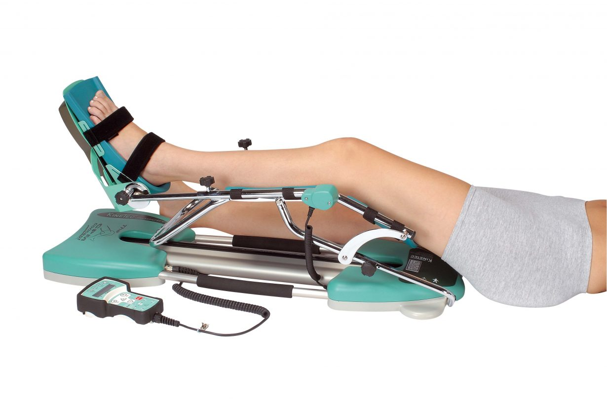 Knee treatment continuous passive motion for knee treatment for E motion therapy massage recliners