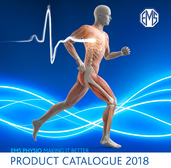 EMS Physio Catalogue 2016