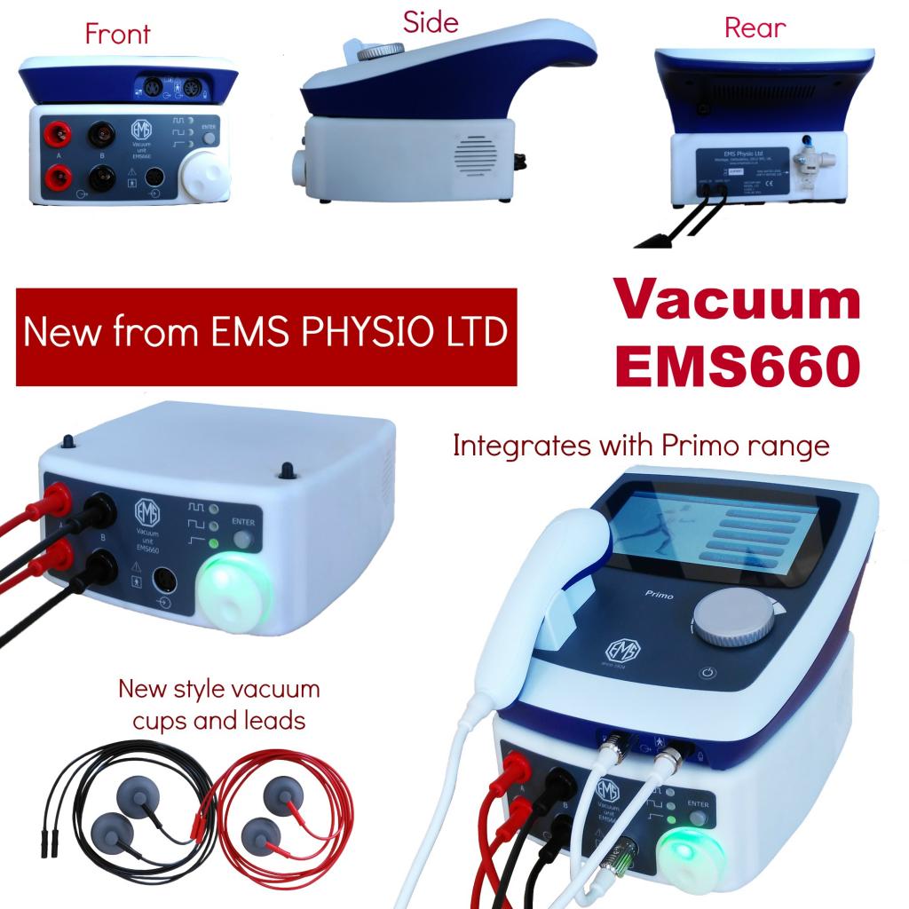 Vacuum EMS660