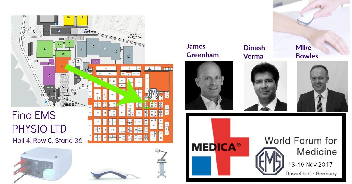 Medica 2017 EMS Physio