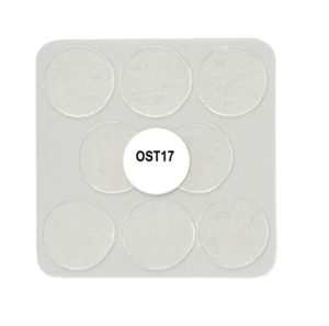 OST17 Solid gel pad 8pcs per sheet