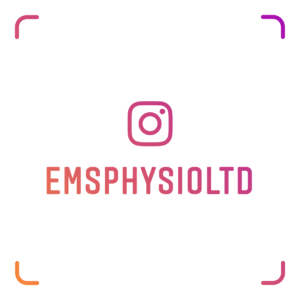 EMS PHYSIO instagram