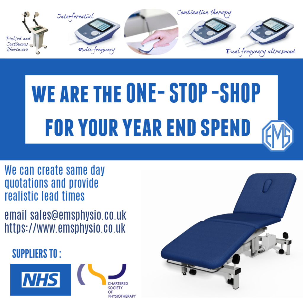 ems physio ltd feb update