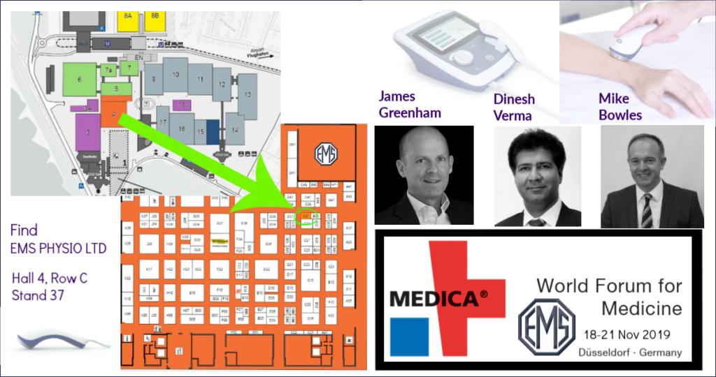 EMS PHYSIO LTD Medica 2019