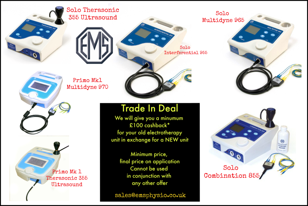EMS PHYSIO TRADE IN DEAL