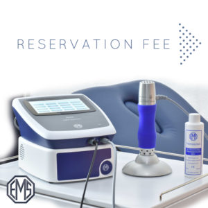SHOCKWAVE UNIT RESERVATION FEE
