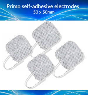 Primo self-adhesive electrodes