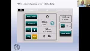 ems physio online training shockwave
